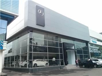 Dealer Mercedes Benz Nusantara Mt Haryono Jakarta