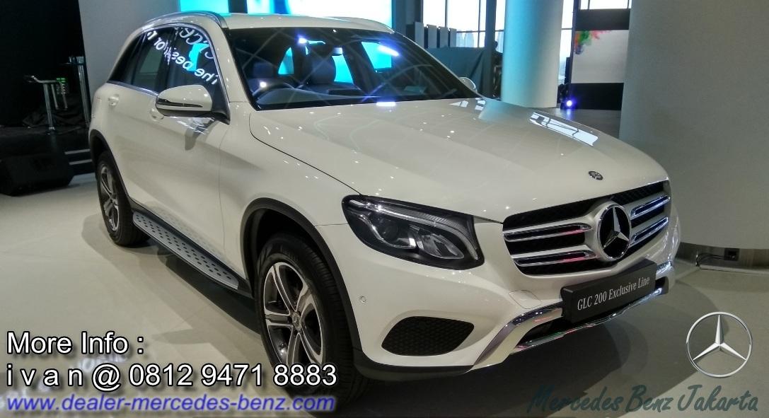 Mercedes benz glc class 2018 indonesia dealer mercedes for Dealership mercedes benz