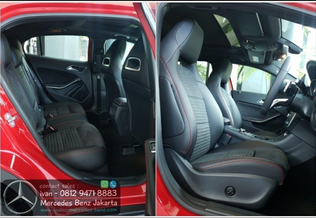 Interior Mercedes GLA 200 Amg FL 2020 Indonesia