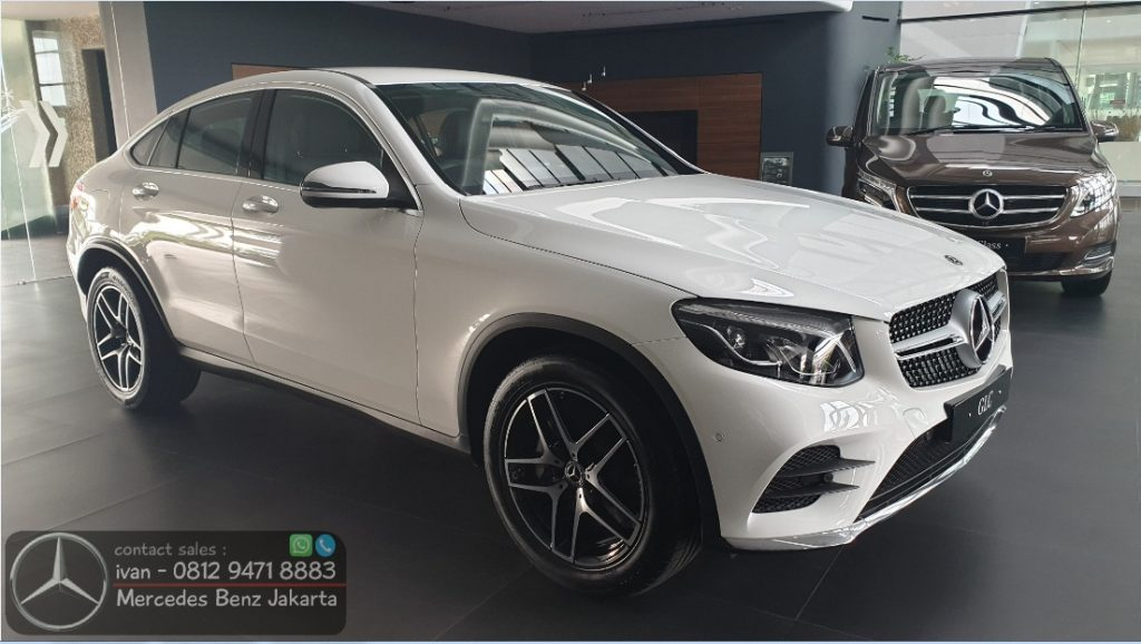 Mercedes Benz GLC-Class GLC 300 | GLC 43 Amg Coupe 2020 Indonesia