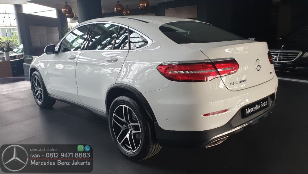 Mercedes Benz GLC-Class GLC 300 | GLC 43 Amg Coupe 2020 Indonesia White