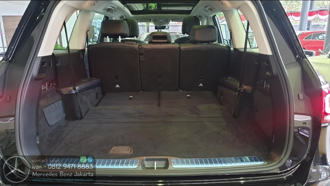 Interior GLS450 AMG Indonesia 2021