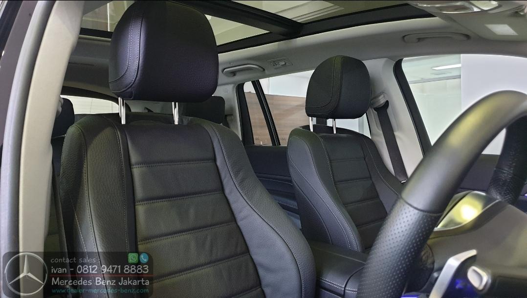 Leather Seat GLS450 AMG 2021 Indonesia Black