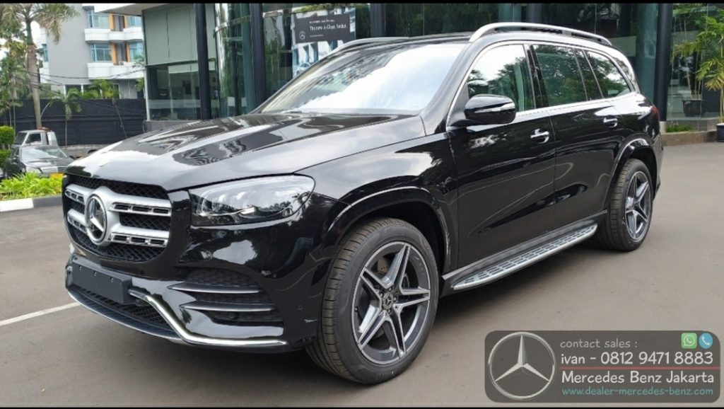 New Mercedes GLS450 Amg 4Matic FL ( Facelift ) 2020 Indonesia