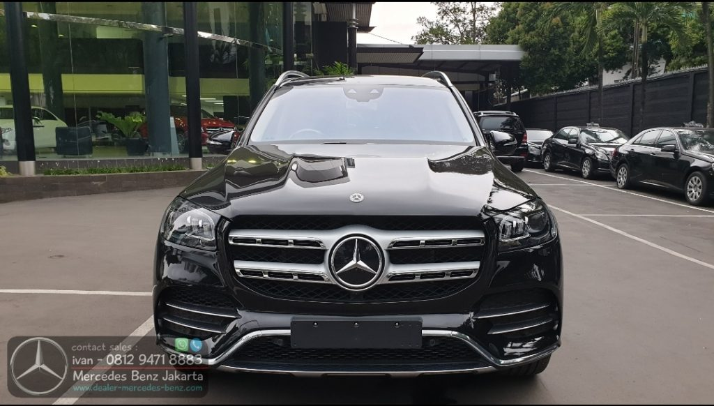 New Mercedes GLS450 Amg 2020 Indonesia