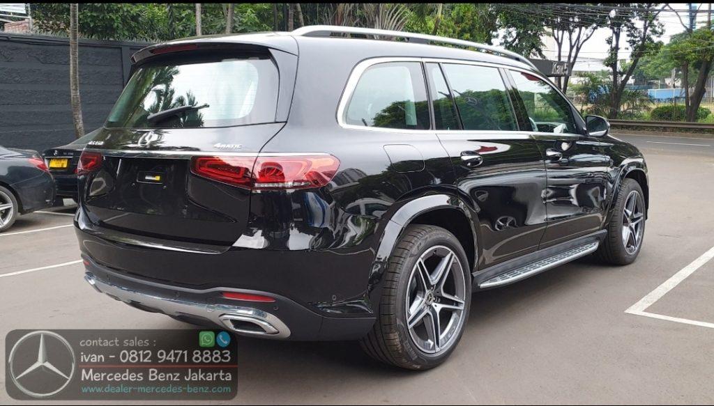 GLS 450 Amg 2020 Indonesia CBU