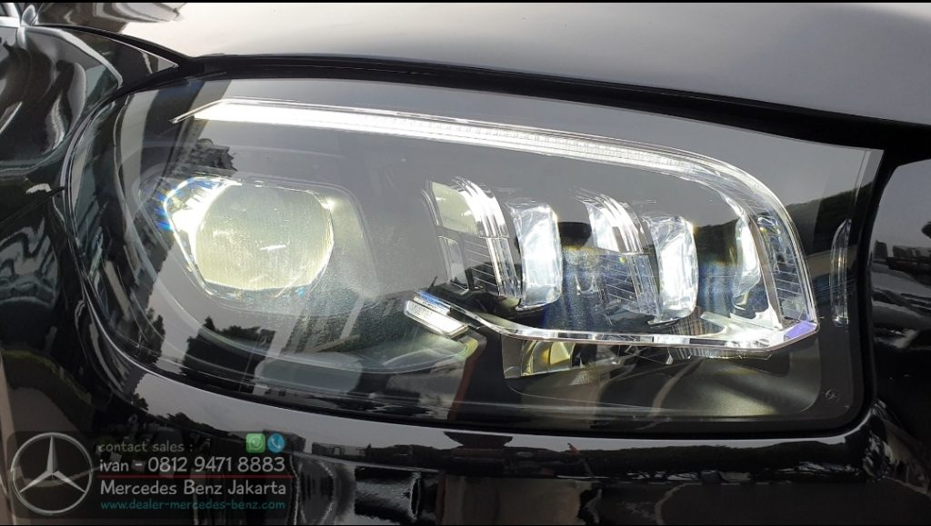 Lampu Multibeam Mercedes GLS 450 Amg Facelift 2020 Indoneaia