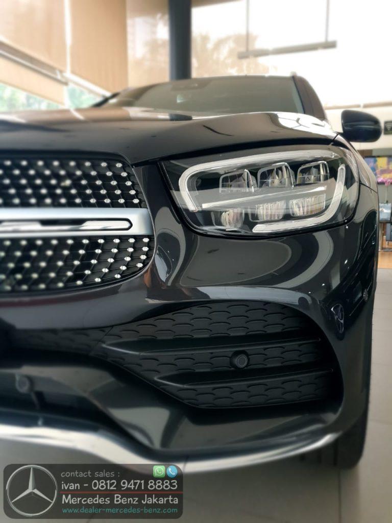 Promo Mercedes-Benz Jakarta 2020 GLC 200 Amg Facelift