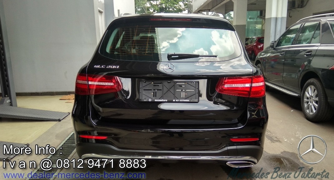 S Class Coupe >> Mercedes-Benz GLC-Class | GLC 200 Amg Line 2019 Indonesia ...