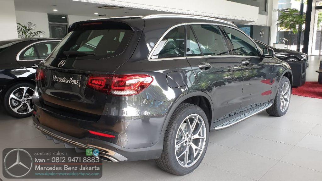 Mercedes-Benz GLC 200 Amg Indonesia 2020 Grey