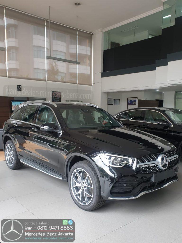 Promo Mercedes Benz Jakarta 2020 GLC 200 Amg Indonesia