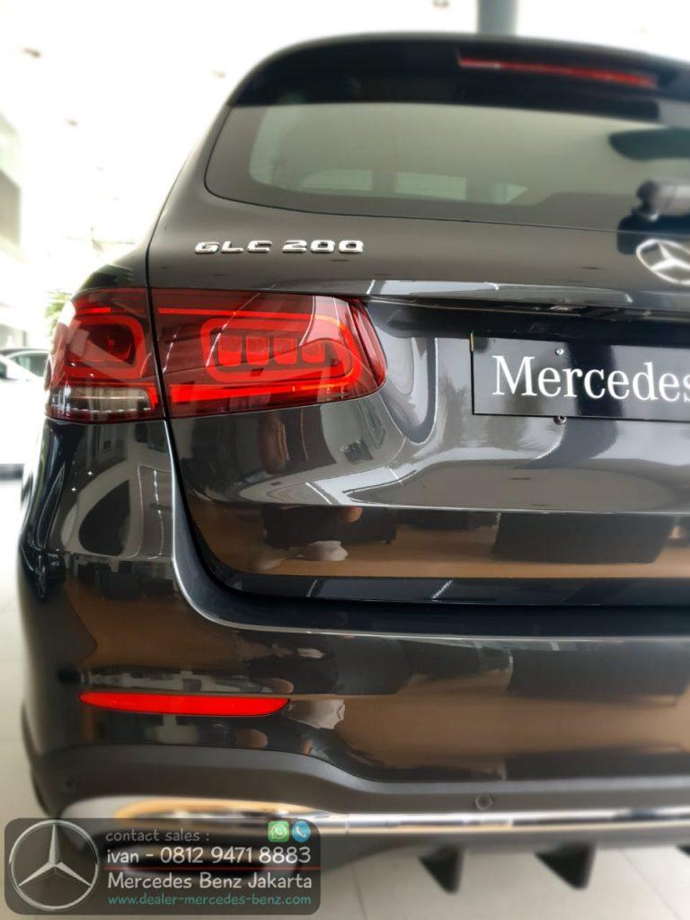 Mercedes-Benz GLC 200 Amg FL Facelift 2020 Indonesia
