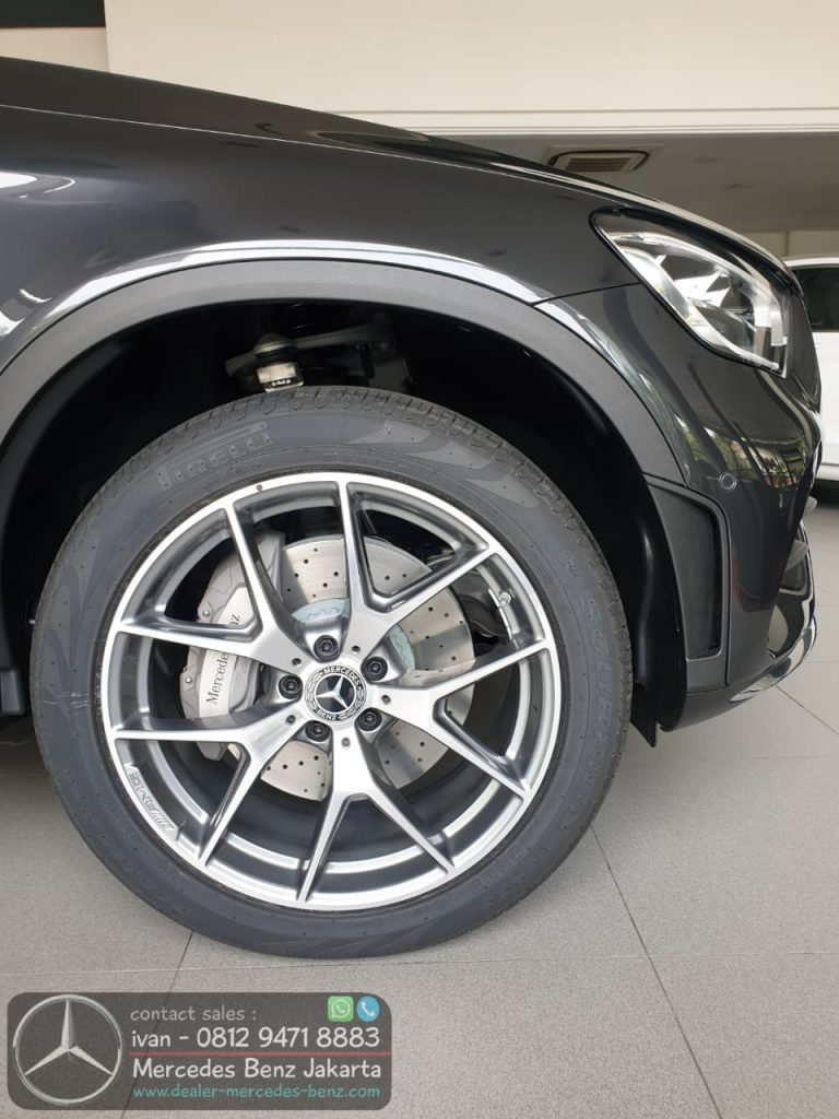 Wheels Mercedes-Benz GLC 200 Amg Line 2020 Indonesia