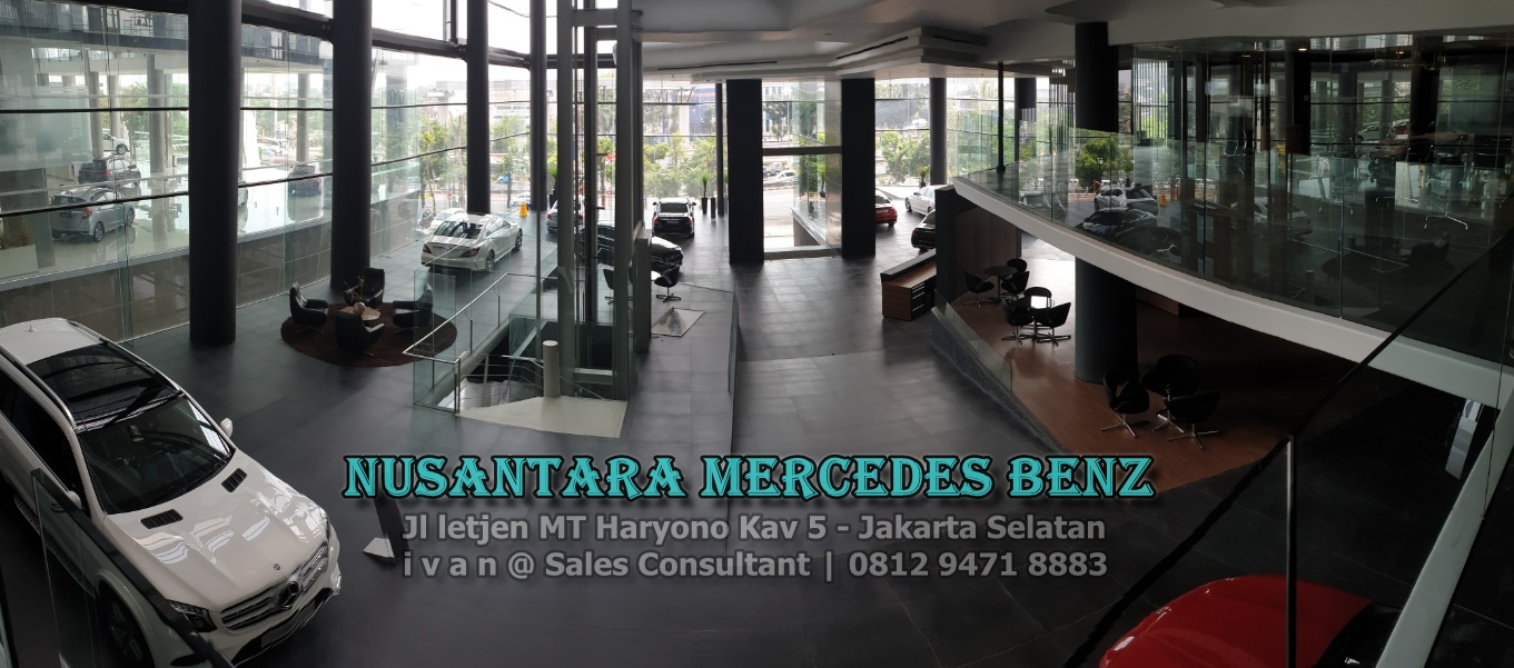 Promo Mercedes-Benz Jakarta