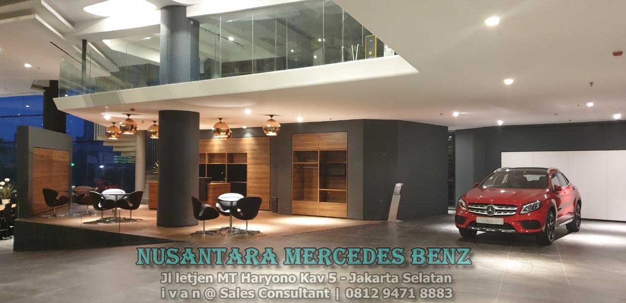 Dealer Mercedes Benz Nusantara Jakarta