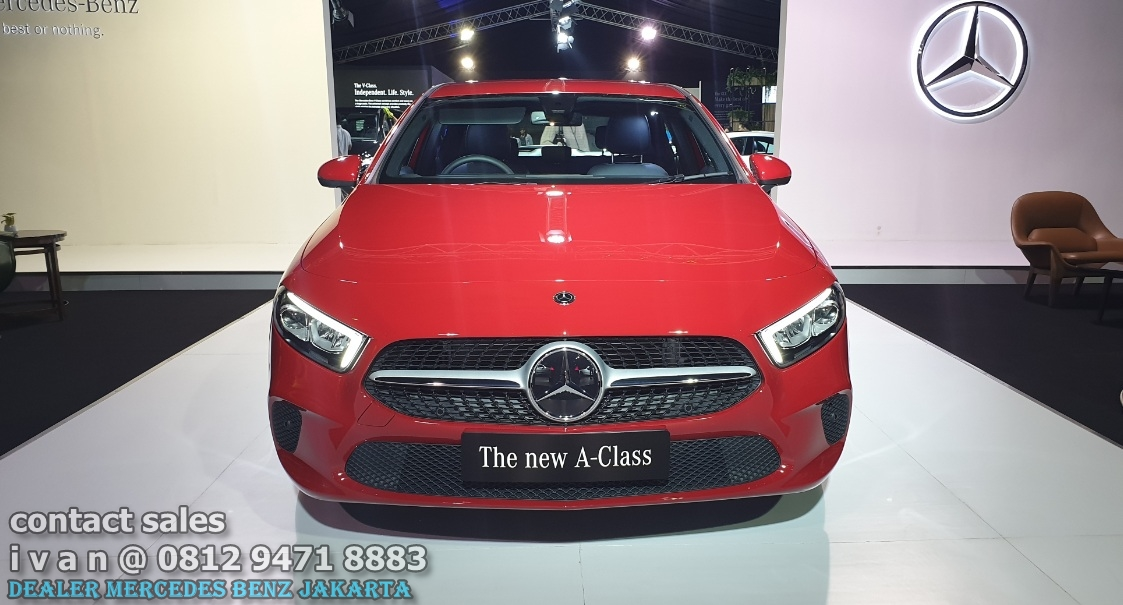 New A-Class 2018 Indonesia