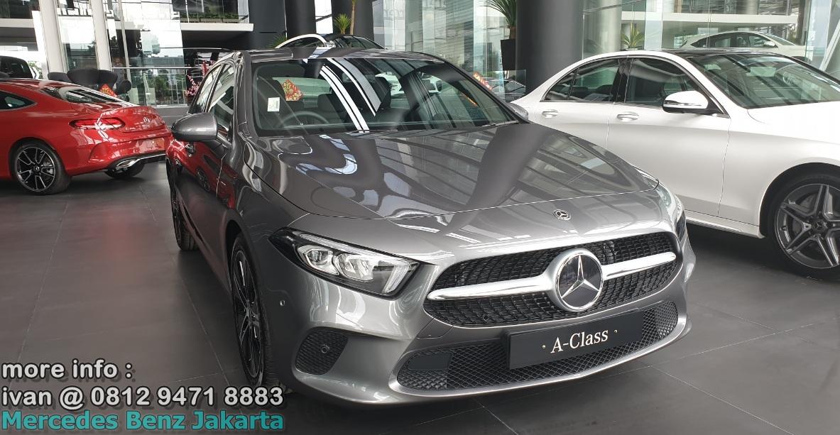 A200 Progressive 2019 Grey