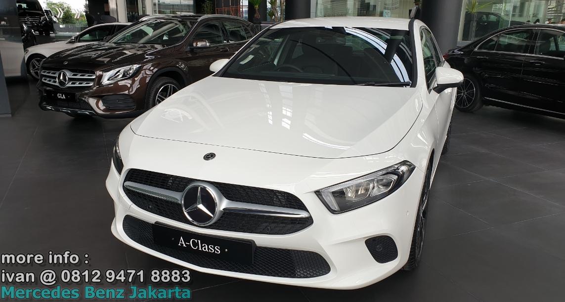 Mercedes A Class 2019 Indonesia