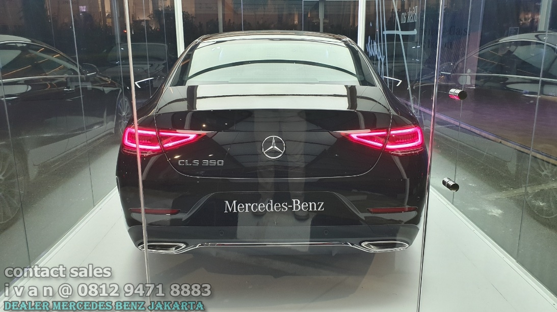 New CLS 350 Amg Line 2019-2020 Indonesia
