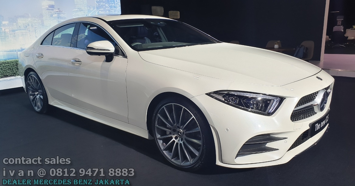 Mercedes CLS 350 Amg 2019-2020 Indonesia