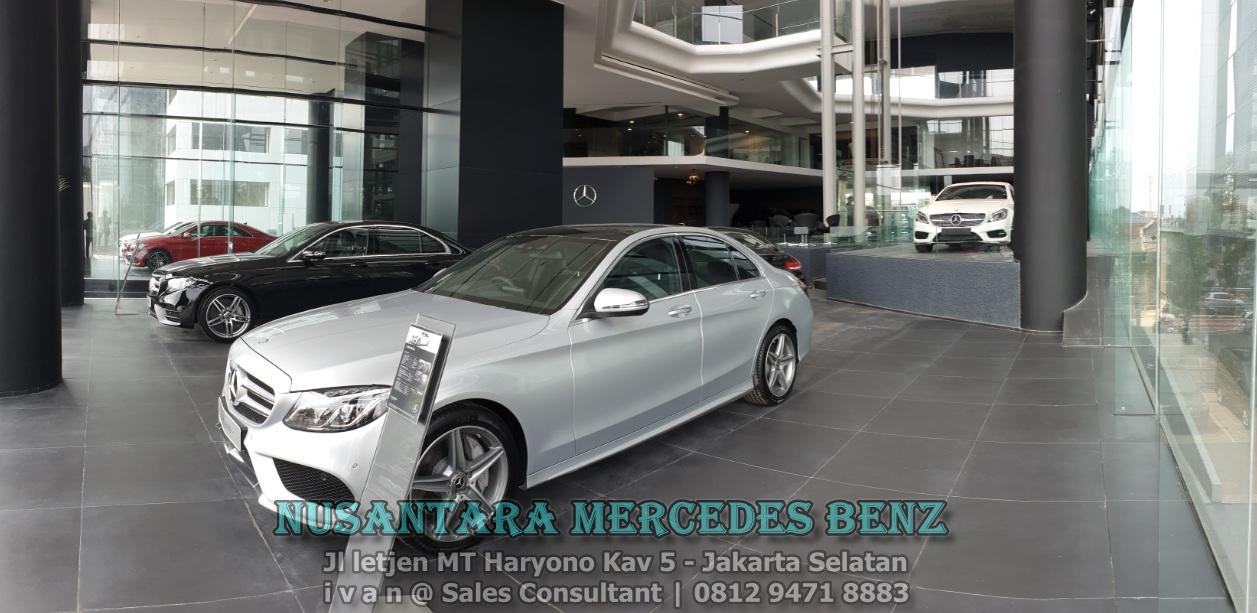 Nusantara Mercedes Benz Jakarta