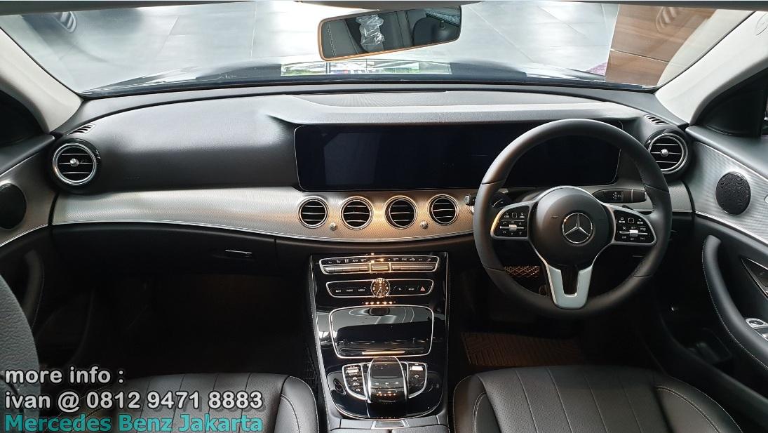 Interior E200 Ava 2019 indonesia