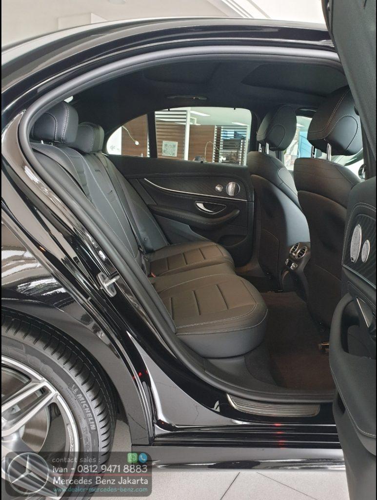 Interior E350 Amg 2020 Black