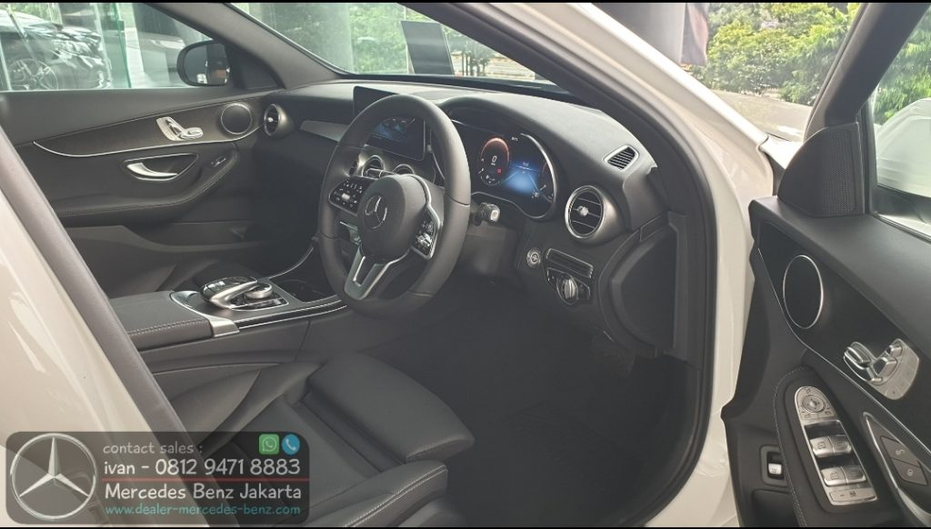 Interior C200 Avantgarde Facelift 2020