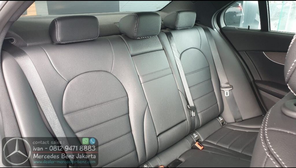 Interior C200 Avantgarde 2020