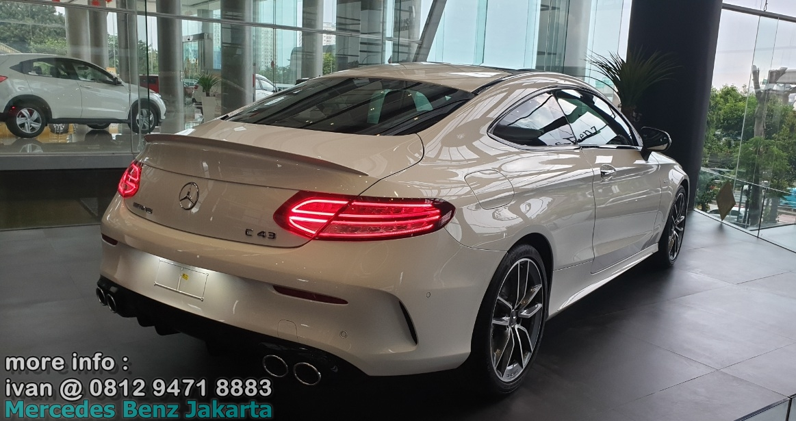 C43 Coupe Amg Facelift 2019
