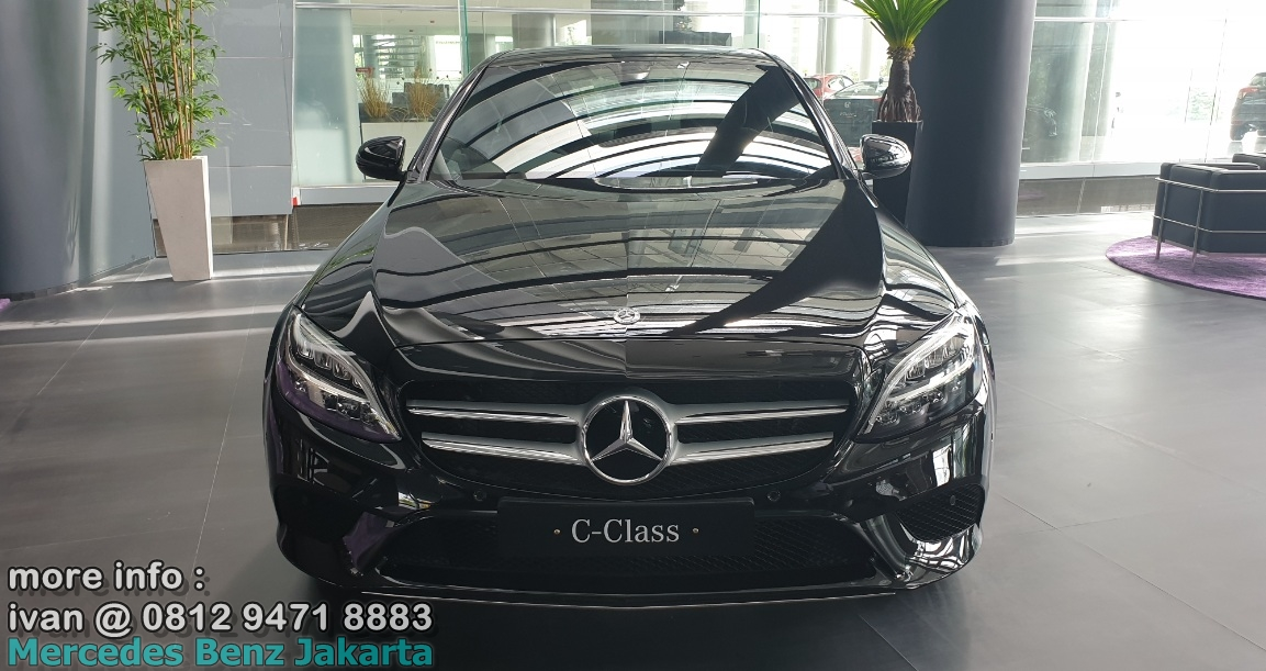 C200 Avantgarde Facelift 2019