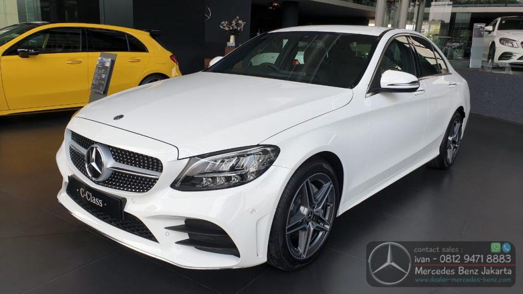 Promo Mercedes Benz C200 Amg 2021 Indonesia