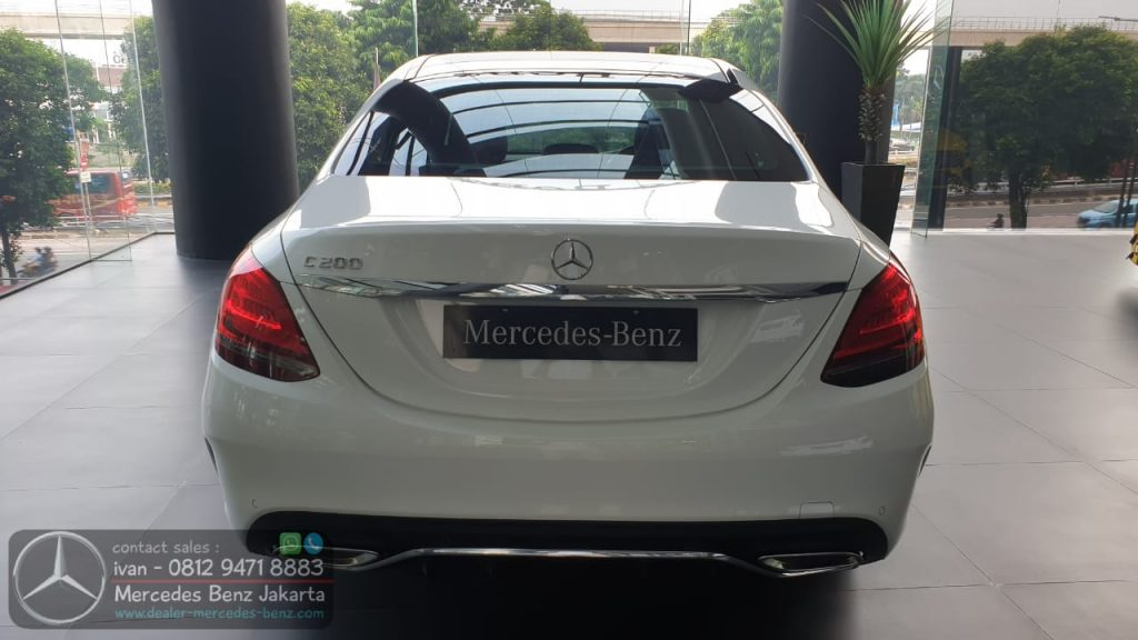 Mercedes Benz C200 AMG Final Edition Indonesia 2021