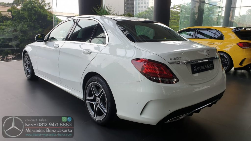 Promo Mercedes Benz Jakarta 2021