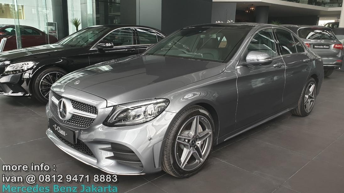 C300 Amg 2019 Grey