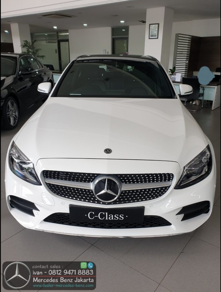 New Mercedes Benz C-Class C300 Amg Facelift 2019-2020 Indonesia