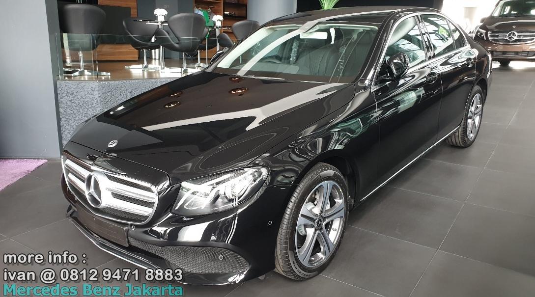 E200 Avantgarde 2019