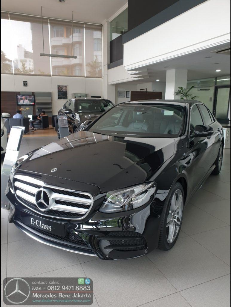Promo Mercedes Benz E350 Amg 2020