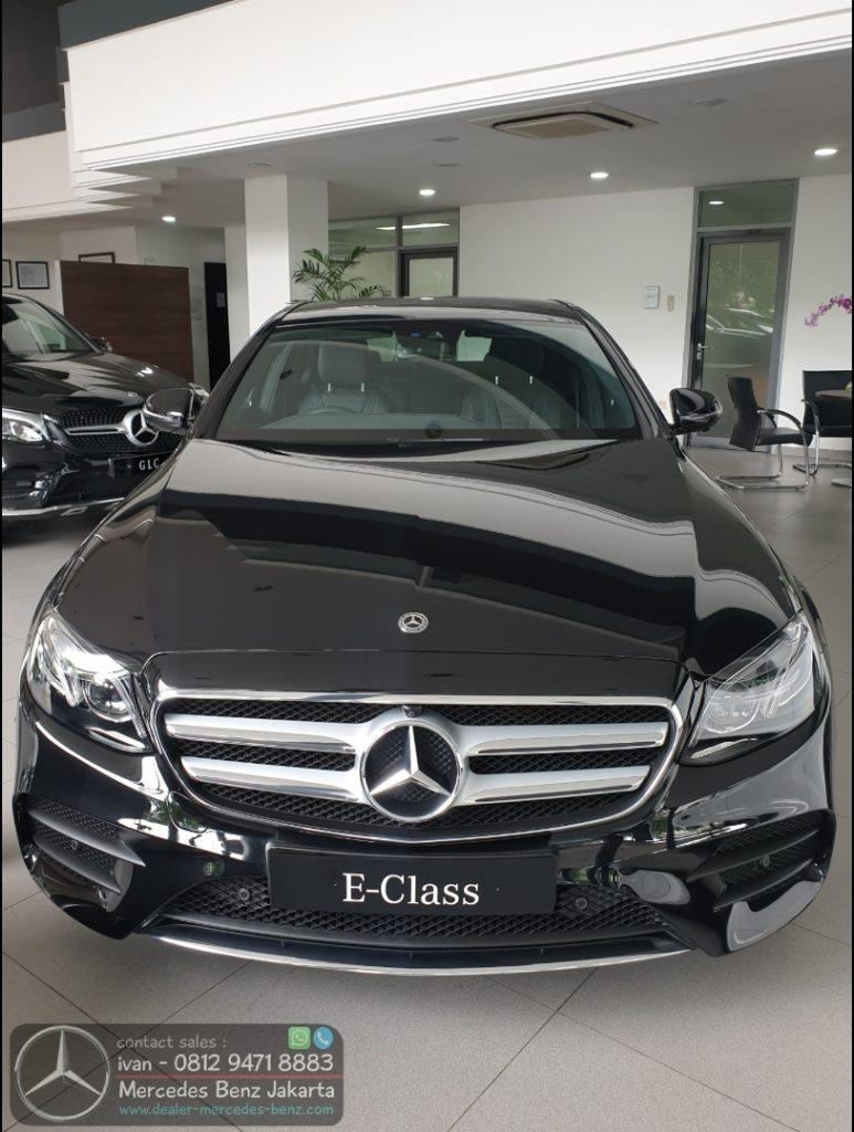 Promo Mercedes Benz 2020 E350 Amg Line Indonesia