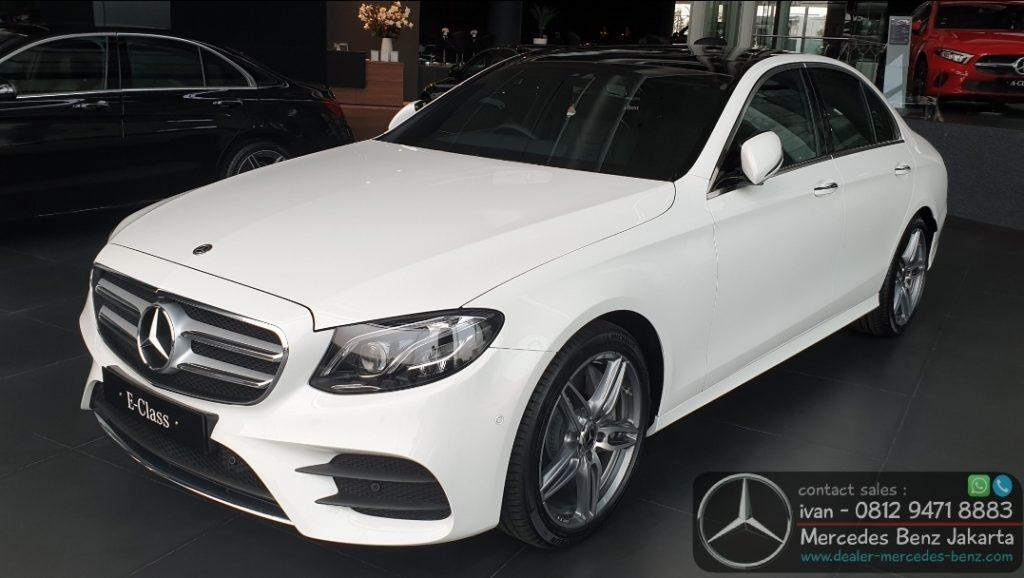 Mercedes Benz E350 Amg Line 2019-2020 Indonesia