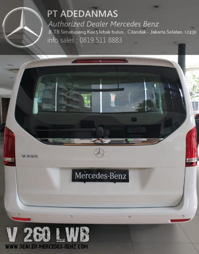 Dealer Mercedes Benz Jakarta V-Class 2020 Indonesia