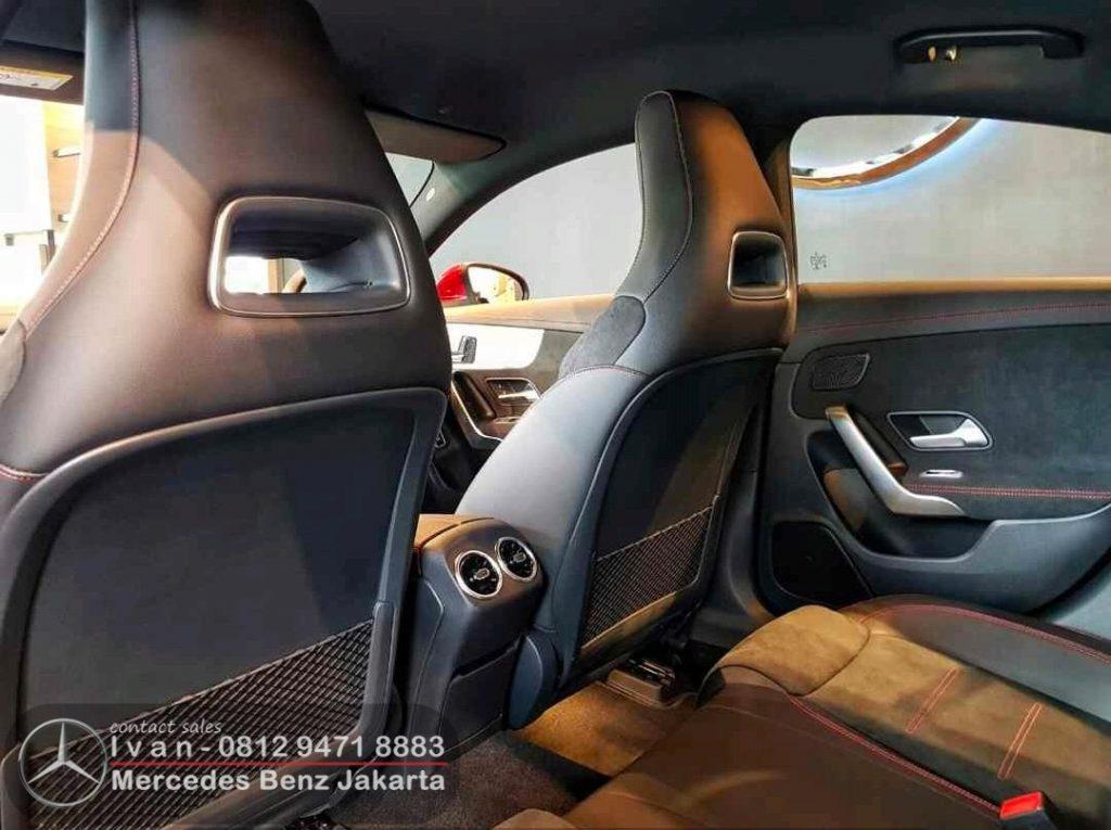 Interior New CLA 200 AMG C118 2019 Indonesia 2