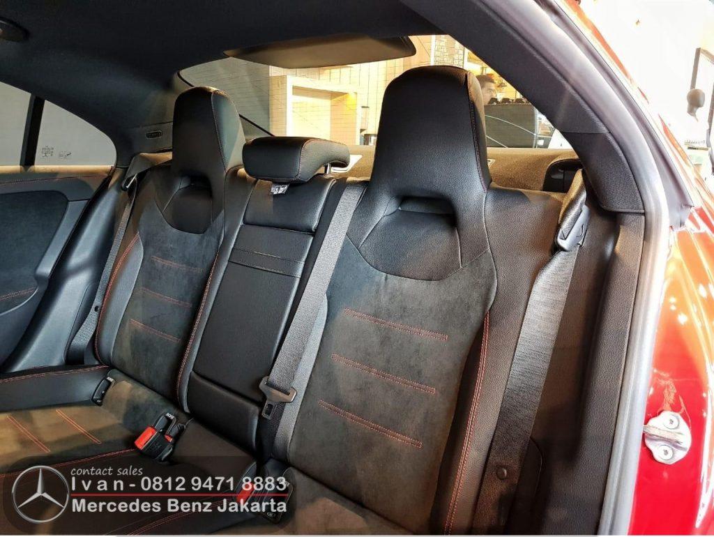 Interior New CLA 200 AMG C118 2019 Indonesia 3