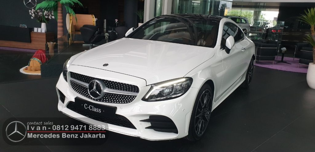 New Mercedes benz C300 Amg Coupe 2019 Indonesia