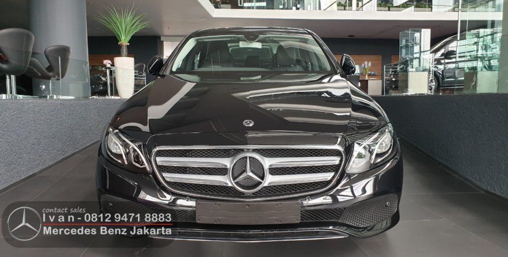 Promo Mercedes Benz E-Class E200 2019 Jakarta