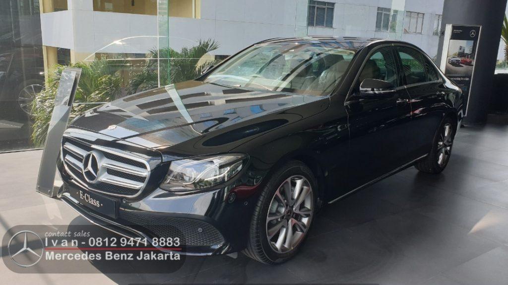 Promo Giias 2019 Mercedes Benz E250 Avantgarde Indonesia