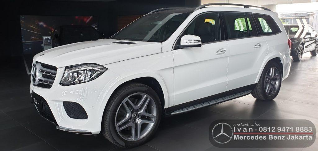 Mercedes Benz promo Akhir Tahun 2019 GLS 400 Amg Indonesia