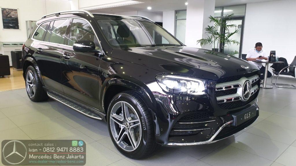 GLS 450 AMG Indonesia 2021
