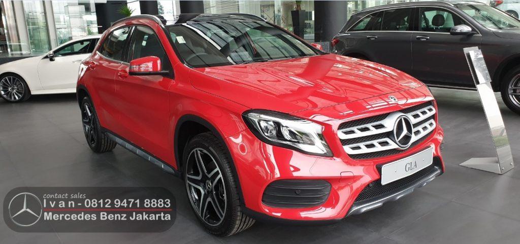 Promo Giias 2019 Mercedes Benz GLA 200 Amg Indonesia