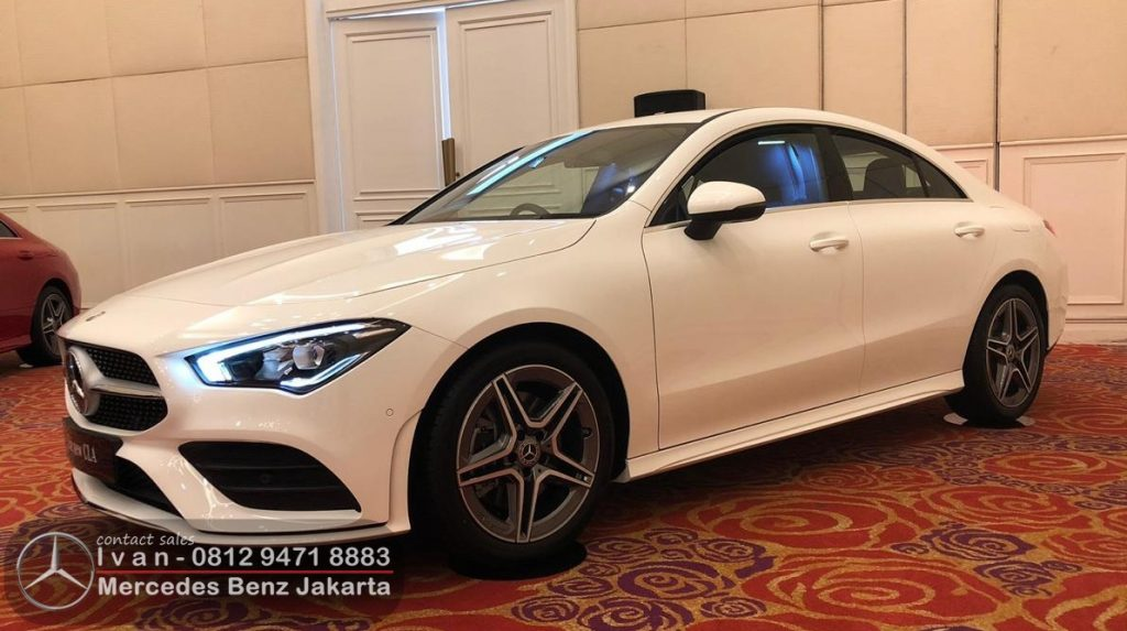 Promo Mercedes Benz CLA 200 Amg 2019 Indonesia